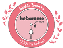 Hebamme Wiebke Warning in Bonn